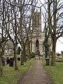 All Saints church and graveyard - geograph.org.uk - 1739555.jpg