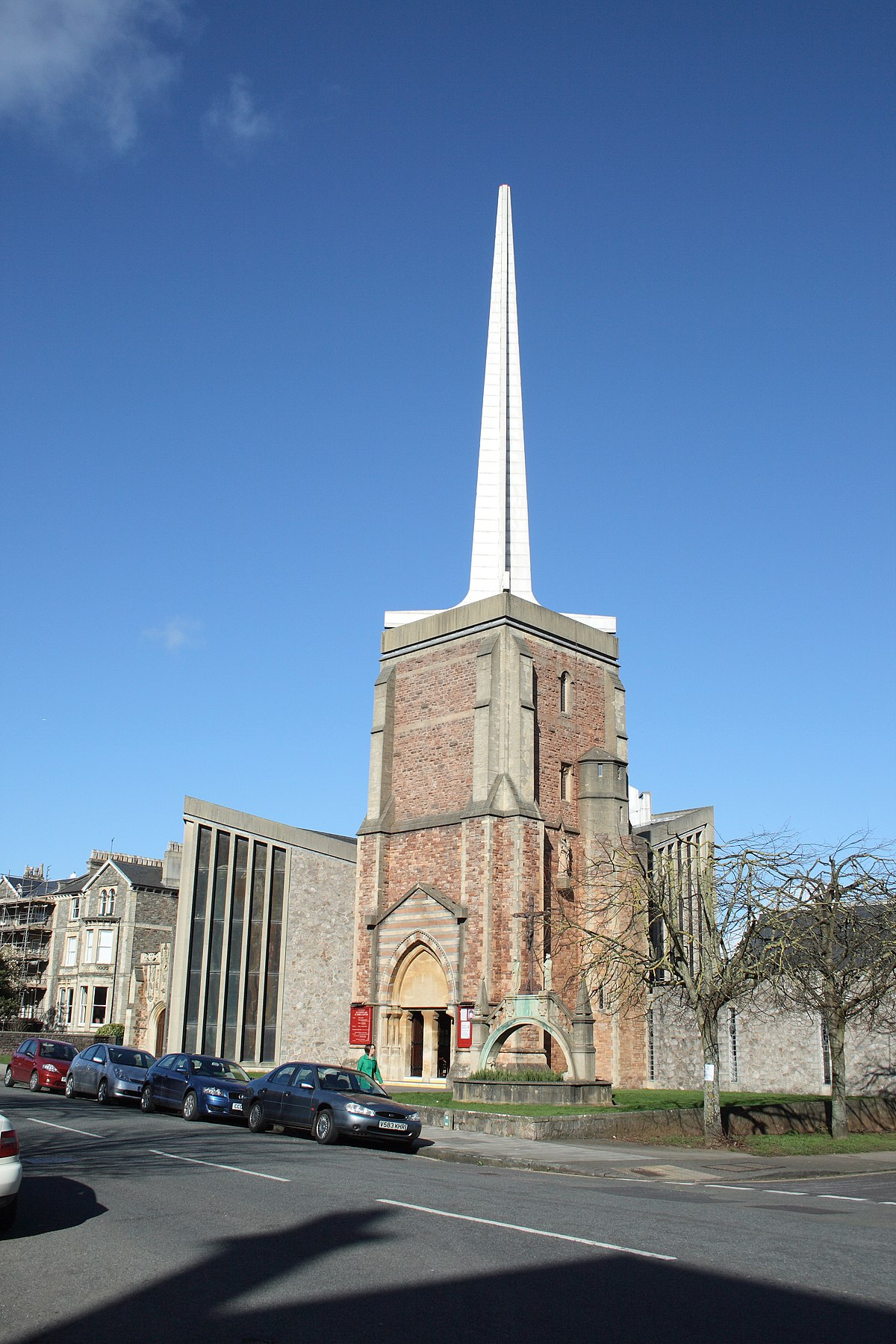 Church of All Saints, Clifton - Wikipedia