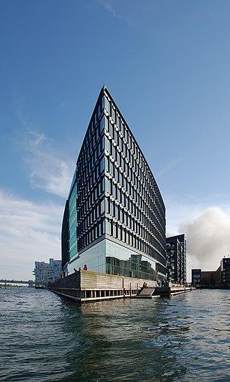 PLH Architects - Image: Aller Media, Havneholmen, Copenhagen