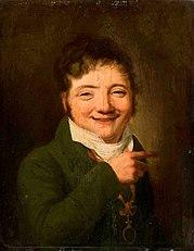 Portrait of Alojzy Gonzaga Fortunat Żółkowski