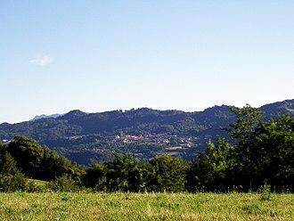 Altissimo, Veneto - Panorama of Altissimo