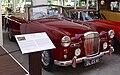 Alvis TD 21 Cabriolet von Mulliner Park Ward 1961 (1).JPG