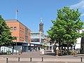 Amersfoort, Onze Lieve Vrouwekerk RM7940 vanuit straatzicht foto1 2012-05-27 14.59.jpg