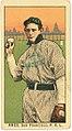 Ames, San Francisco Team, baseball card portrait LCCN2008677329.jpg