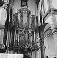 Amsterdam. Interieur van de Westerkerk met het grote orgel, Bestanddeelnr 918-1333.jpg
