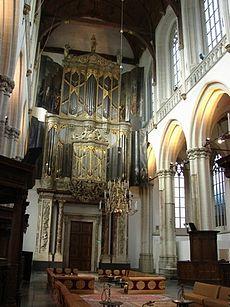 Nieuwe Kerk...