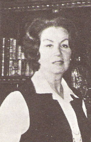 Ana Emilia Lahitte