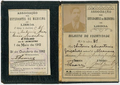 Anastácio Gonçalves - Cartão da Associação dos Estudantes de Medicina de Lisboa, 1912.png