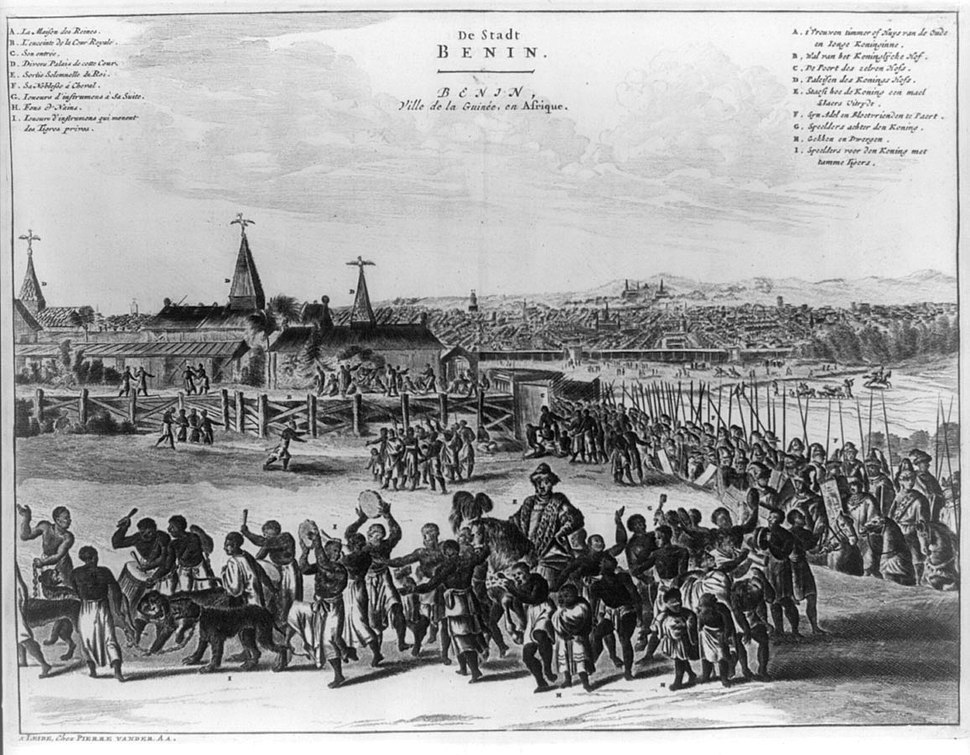 Ancient Benin city