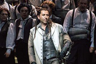 Andreas Schager Austrian opera singer