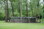 Andy Goldsworthy sculpture in the Royal Botanic Garden Edinburgh.jpg
