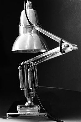 Lampe Anglepoise Wikipedia