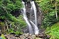 Anna Ruby Falls near Helen Georgia - panoramio.jpg