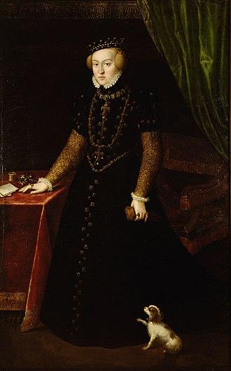 Archduchess Eleanor of Austria - Image: Anonym Erzherzogin Eleonore
