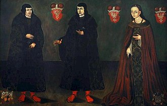 Mazovia - Janusz III of Masovia, Stanisław and Anna of Masovia, 1520