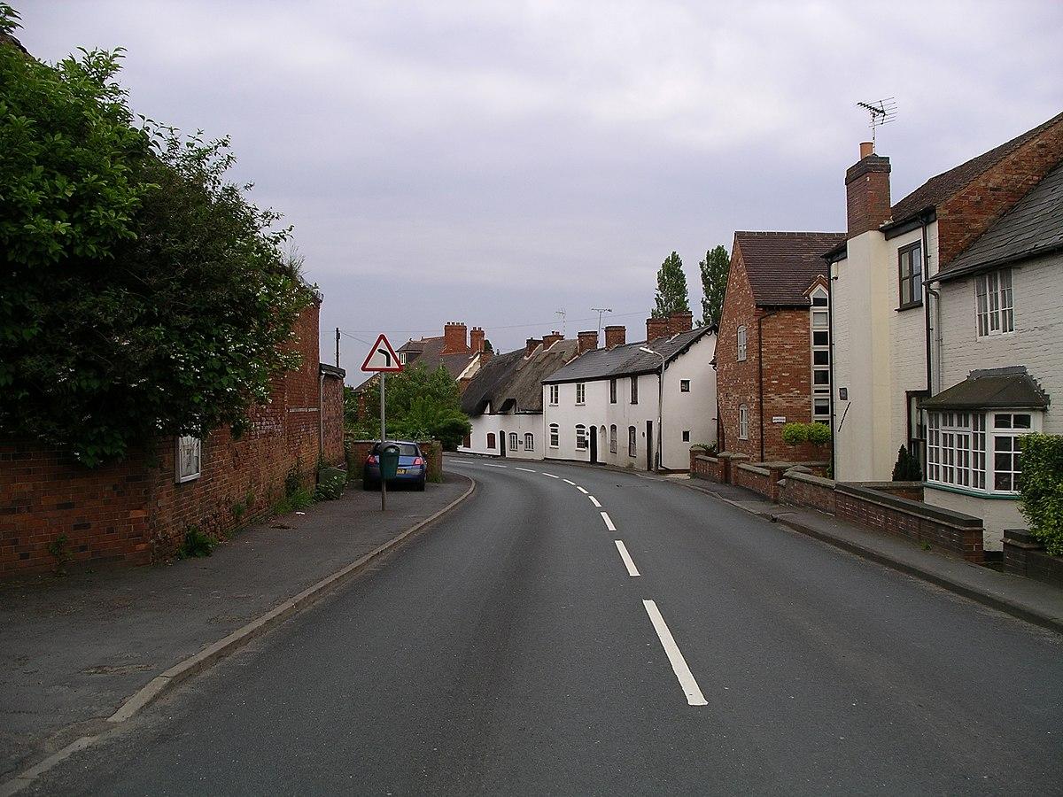 Ansty Warwickshire Wikipedia
