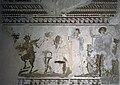 Antakya Archaeology Museum Dionysus triumf mosaic sept 2019 6024.jpg