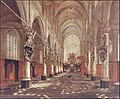 Anton Gunther Gheringh - Interior of the former Saint Walpurga church of Antwerp.JPG