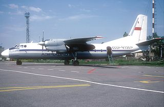 Aeroflot Flight 1802 aviation accident