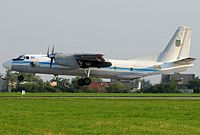 Antonov An-26, Ukraine - Air Force JP7198729.jpg