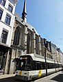 Antwerpen - Antwerpse tram, 23 juli 2019 (058, Lange Nieuwstraat).JPG