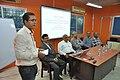 Anupam Chanda Conducting Inaugural Session - Professional Training Programme On Cyber Security - CDAC-NCSM - Kolkata 2017-12-12 6092.JPG
