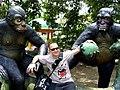 Apes and me, Haw Par Villa (Tiger Balm Theme Park), Singapore (41102154).jpg