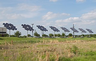 Solar power in Texas