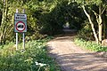 Approaching Longhole Bridge - geograph.org.uk - 1509305.jpg