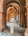 Arcades Place Nationale in Montauban 01.jpg