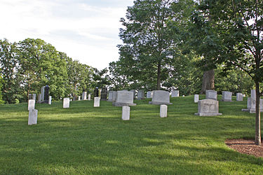 Arlington National Cemetery, section 30.jpg
