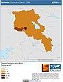 Armenia Population Density, 2000 (5457617066).jpg