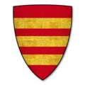 Armorial Bearings of the ST. OWEN family of Dilwyn, Herefordshire.png
