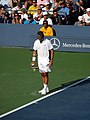 Arnaud Clément at the 2010 US Open 01.jpg