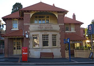 Arncliffe, New South Wales - Arncliffe Post Office