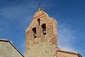 Arquillinos, Iglesia de San Tirso, espadaña, 02.jpg