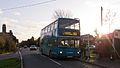 Arriva 4783 on route 153 at Carlton, Leicestershire (6669370827).jpg
