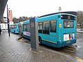 Arriva Kent & Surrey GN07DLV (rear), Chatham Bus Station, 15 January 2018.jpg
