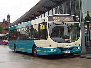 Volvo B7L - Arriva North West Wright Eclipse bodied Volvo B7L serving routes in Eccles.