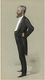 Arthur Forwood English businessman and politician