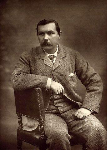 Артур Конан Дойл. 1893