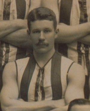 Arthur Leach - Leach in 1902