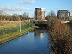 Ashton Canal- Sports City Lock 6 behind 5208.JPG