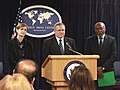 Assistant Secretary Carson, Special Envoy Gration, and Special Assistant Power Brief on Sudan.jpg