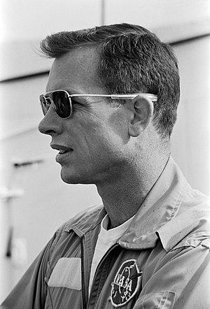 David Scott - David Scott in 1968