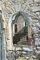 Athassel Priory St. Edmund Choir West Portal Window 2012 09 05.jpg
