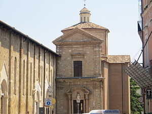 Atri, Abruzzo - Church of Santa Reparata