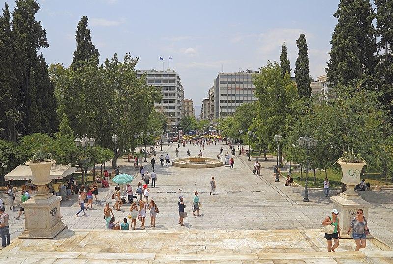 Dicas de hotéis em Atenas