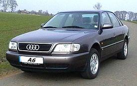 Audi A C Wikipedia Den Frie Encyklopædi - A6 audi
