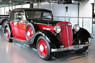 Auto Union German automobile manufacturer